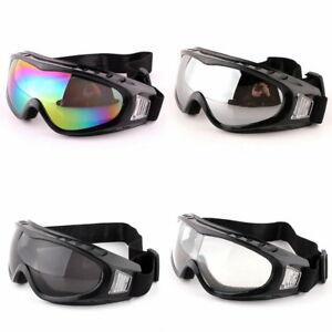 Kids Ski Goggles Snow Glasses Protective Eyewear for Children Outdoor Unisex
