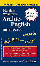 M-W Arabic-English Dictionary by Merriam Webster,U.S. (Paperback, 2010)