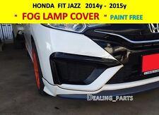FOG LAMP LIGHT COVER PAINTED FOR HONDA FIT JAZZ 2014-2015