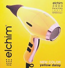 ELCHIM 3900 HEALTHY IONIC 2000W-2400W PRO HAIR DRYER  YELLOW DAISY 836793006505