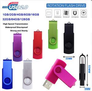 USB 2.0 FLASH DRIVE 64GB 32 GB 16 GB MEMORY STICK PENDRIVE USB STICK 8 GB THUMB