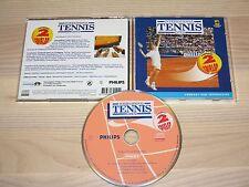 Internacional Tenis OPEN VCD CD-i - Philips en MENTA