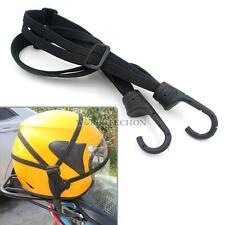 Practical Motorcycle Bike Cargo Luggage Helmet Hold Down Net Buckle Holder Mesh