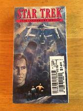 STAR TREK 25th Anniversary VHS NEW FACTORY SEALED