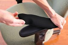 """Chair Armrest Covers Fit Armrest Pads from 10.5"""" to 13"""" Long. Set of 2."""