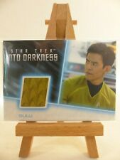Star Trek Into Darkness relic trading costume card RC6 John Cho as Sulu