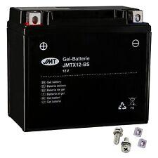 YTX12-BS GEL-Bateria para Vespa LX 125 Ej. 2V año 2010-2013 de JMT