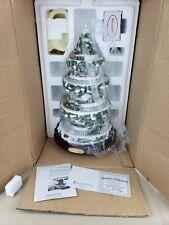 "Thomas Kinkade's ""Wonderland Express"" Christmas Tree, Bradford, Village, Train!"