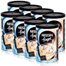 Nescafé frappé Typ Eiskaffee 275g - Getränkepulver mit Instant Kaffee (8er Pack
