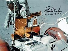 Charlie DUKE Apollo 16 LMP Astronaut Signed Autograph 10x8 Photo 5 COA AFTAL