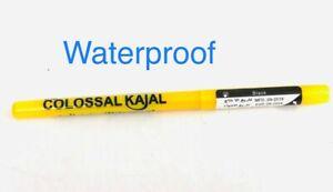 New COLOSSAL KAJAL 24HR EYE LINER - BLACK-Longlisting-WATERPROOF-FREE POSTAGE