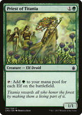 Priest of Titania Commander Anthology NM Green Common MAGIC MTG CARD ABUGames