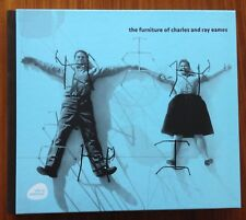 Livre : The furniture of Charles and Ray Eames (plywood, lounge chair, ottoman..