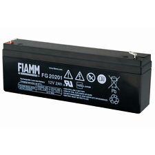 FIAMM Batteria al piombo FG20201 12V 2Ah