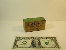 Vintage Speer Empty Ammo Box,  .30 Caliber 180 Gr. Soft Pt. Vernon D Speer Idaho