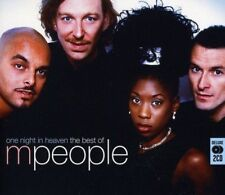 M People - One Night In Heaven - The Best Of / Greatest Hits 2CD NEW/SEALED