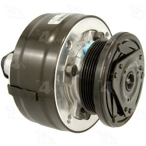 A/C  Compressor And Clutch- New Four Seasons 58937