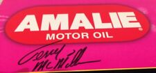 Collectible PINK Autographed Terry McMillen Top Fuel Die-cast NHRA Dragster