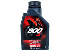 MOTUL 800 Road Racing Factory Line Double Ester 2 T 1 L