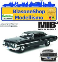 Modellino Diecast Ford Galaxie 500 Man in Black Film Movie Film 1:18 Greenligth