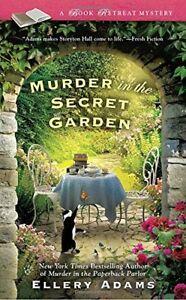 Murder in the Secret Garden (A Book Retreat Myster