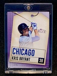2014 Leaf Rize Kris Bryant RC 2/5