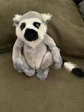New listing New Webkinz Ring Tailed Lemur. Hm369. Sealed Code. Free Shipping Domestic.