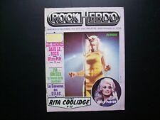 Magazine Revue Rock Hebdo N°35