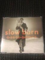 DAVID BOWIE Slow Burn 2002 radio promo CD single
