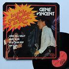 """Vinyle 33T Gene Vincent """"Les plus grands noms du rock"""""""