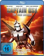 Captain USA - The Iron Soldier ( Action-Sci-Fi ) mit Nelson Carbonette BLU-RAY