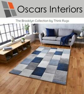 The Brooklyn Rug Collection by Think Rugs in a Huge Amount of Colours!