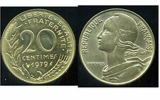 20 centimes 1979    marianne  SPL