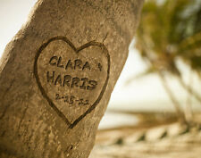 """Personalized Names On A Tree Love Print 11""""x14"""""""