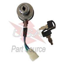 6-Wire Generator Ignition Key Switch 188F 190F 407CC 414CC 420CC 13-14-15-16HP