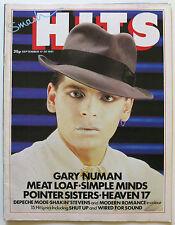 Gary Numan Simple Minds Meat Loaf Heaven 17 Depeche Mode Shakin Stevens