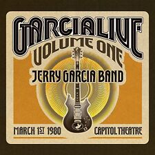 JERRY GARCIA BAND Garcia Live Volume One Capitol Theatre 1980 BOX 3CD NEW .cp