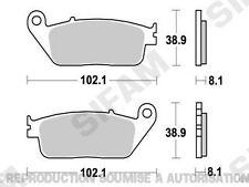 Plaquettes de frein avant Triumph Truxton 900 2004 à 2015 (S1071)