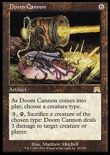Doom Cannon LP x4  Onslaught MTG Magic Cards Artifact Rare