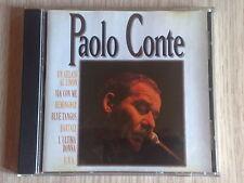 PAOLO CONTE - BEST OF - RARO CD STAMPA TEDESCA