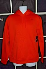 NEW WITH TAGS!!  Men's Size M NIKE Therma-Fit Hoodie Orange