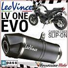 POT D'ECHAPPEMENT LEOVINCE LV ONE EVO CARBON 8290 HOMOLOGUÉE BMW F 800 R 2011