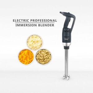 500W Commercial Immersion Blender Mixer 16000RPM 200/250/300/400/500mm Stick CE