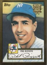 2002 Topps 1952 Reprint Baseball #52R-7 Phil Rizzuto New York Yankees