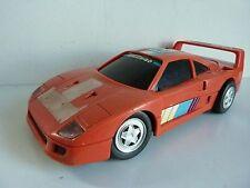 FERRARI F40 RACING #10 PELLERI - PLASTIQUE - 1/18 - 1988