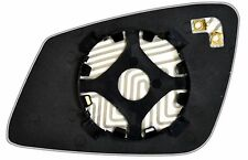BMW 3 F30 2011 - ASPHERICAL BLIND HEATED 12V MIRROR GLASS Left Right Side New