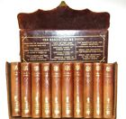 POETRY! IN THE ORIGINAL LEATHER VICTORIAN CASE! Shakespeare/Byron/Women/ca.1860!