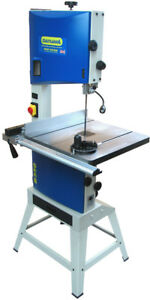 """CHARNWOOD B350 14'' PREMIUM WOODWORKING BANDSAW WITH 9"""" DEPTH OF CUT"""