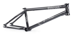 "SUBROSA ROSE BMX BIKE FRAME 20.9""tt AUTHORIZED DEALER 100% CHROMOLY NEW BLACK"