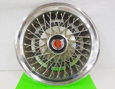 "1974-82 Ford Wire Spoke Hub Cap Wheel Cover 14"" Torino Mustang LTD Ranchero"